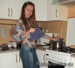 Прихватка для кухни