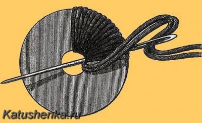 Плетение помпона