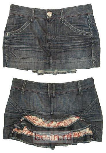 юбки 2012 выкройки - Стильно и модно