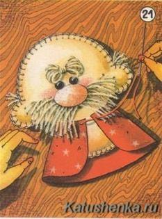 Шубка для Деда Мороза