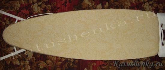 Новый чехол для гладильной доски
