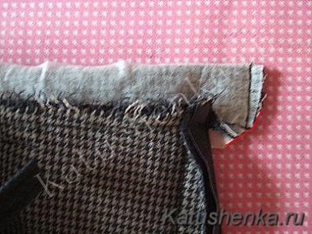 Кожаный жилет с мехом своими руками в