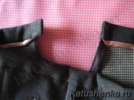 Пошив пояса