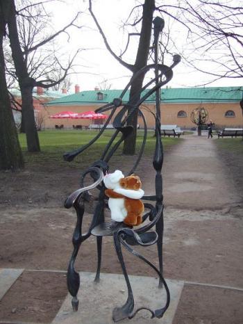 Стул в Петропавловке