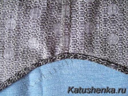 Технология пошива мужской рубашки