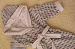 Как сшить детский халат