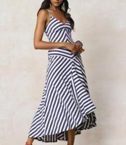 разноцветные платья в греческом стиле