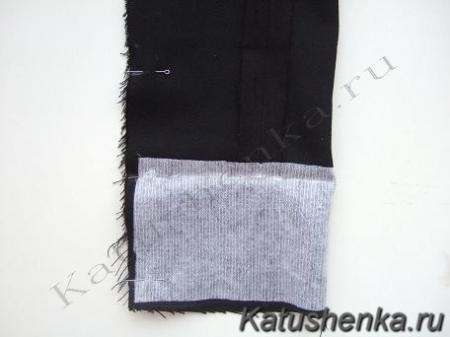 Выкройка блузы летучая мышь