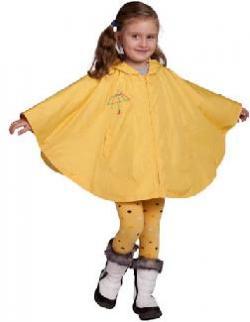 Детский плащ дождевик