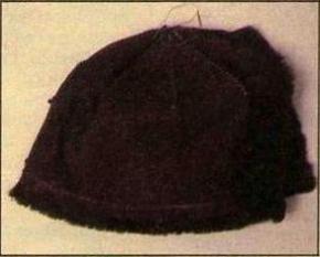 Как сшить шапку из меха