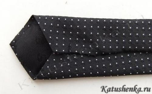 Как пошить галстук