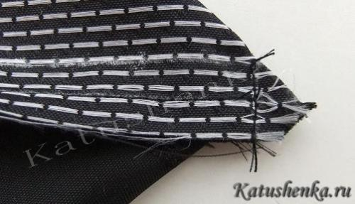 Как пошить галстук своими руками
