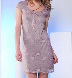 Боковые швы в платье