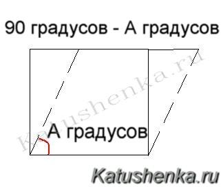 Квадрат из сетки