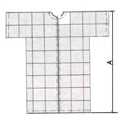 выкройки домашнего халата