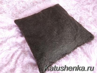 Сшить подушку мастер класс