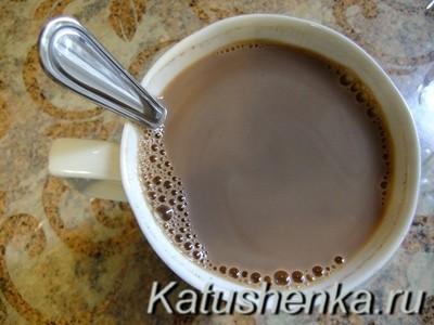 Как приготовить вкусный какао с молоком