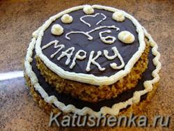 Торт домашний птичье молоко фото
