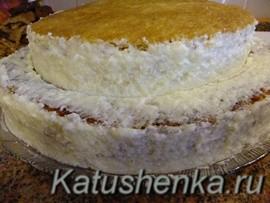 Как приготовить торт птичье молоко