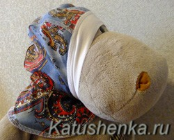 Как сшить трикотажную шапку-шлем для ребенка